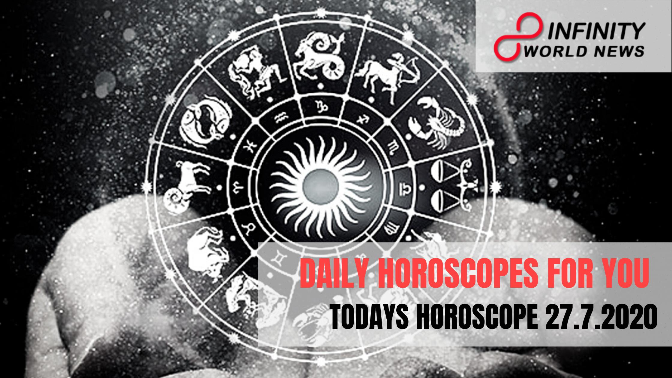 Daily Horoscope 27.7.2020