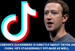 Facebook's Zuckerberg is directly about TikTok and China