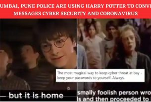 Harry Potter to Convey Messages