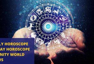 Daily Horoscope | Today Horoscope | Infinity World News