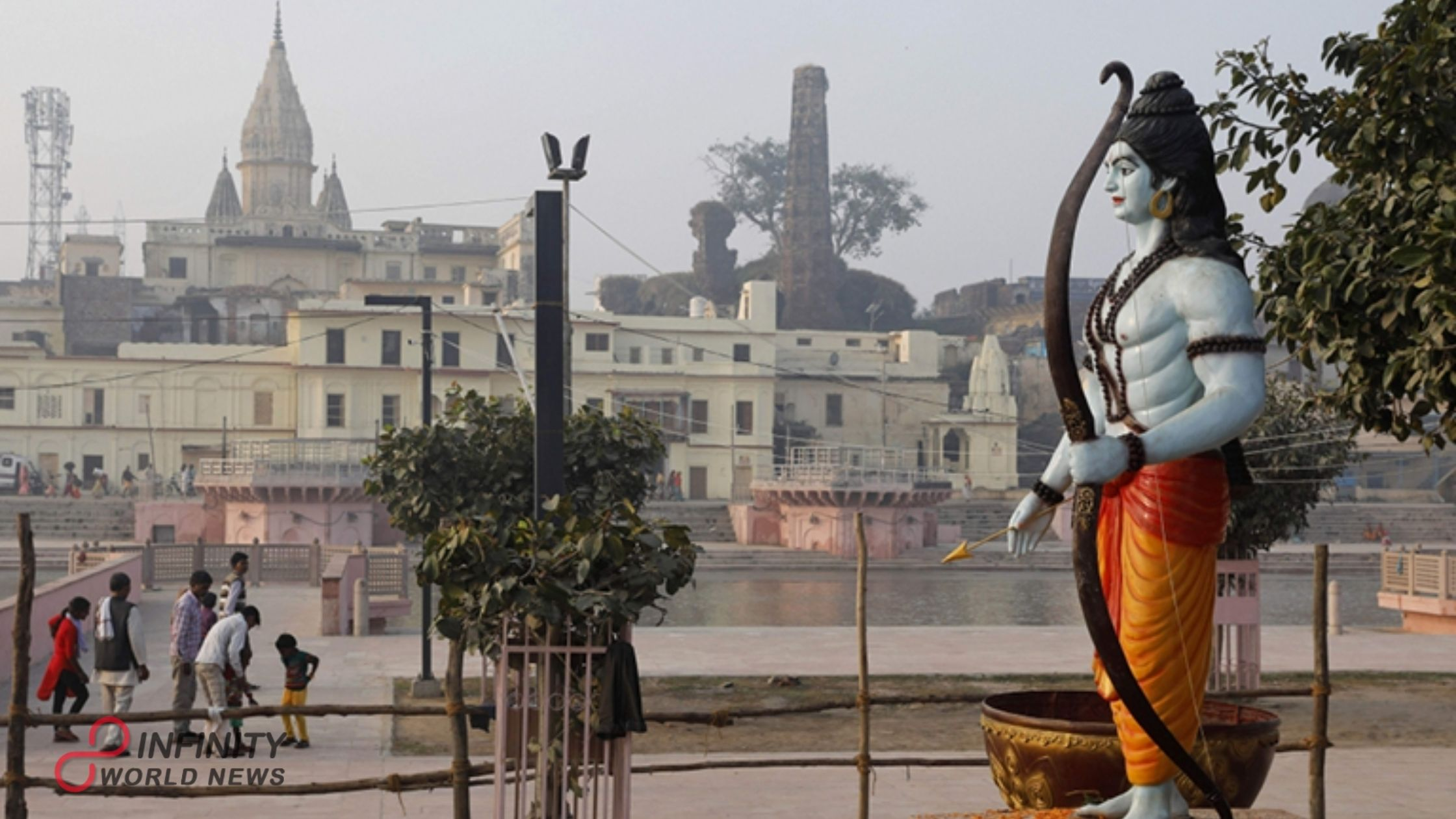 Amazing Ayodhya'_ The New Book to Tell The History of Lord Rama's Birth Place Ayodhya