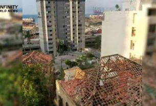 Beirut Residents Fight to Protect More further than 600 Heritage Buildings Destroyed in Blast