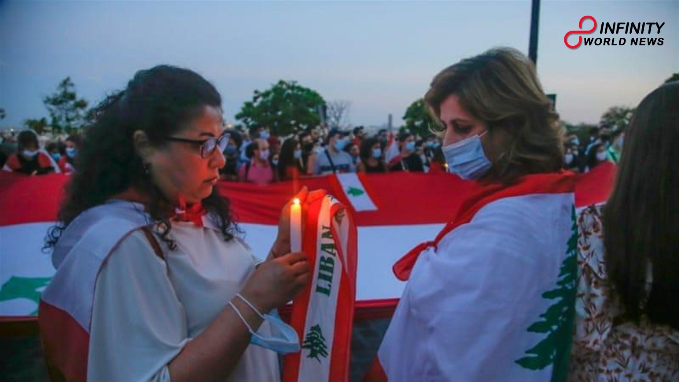 Beirut blast_ City falls quiet to recollect casualties