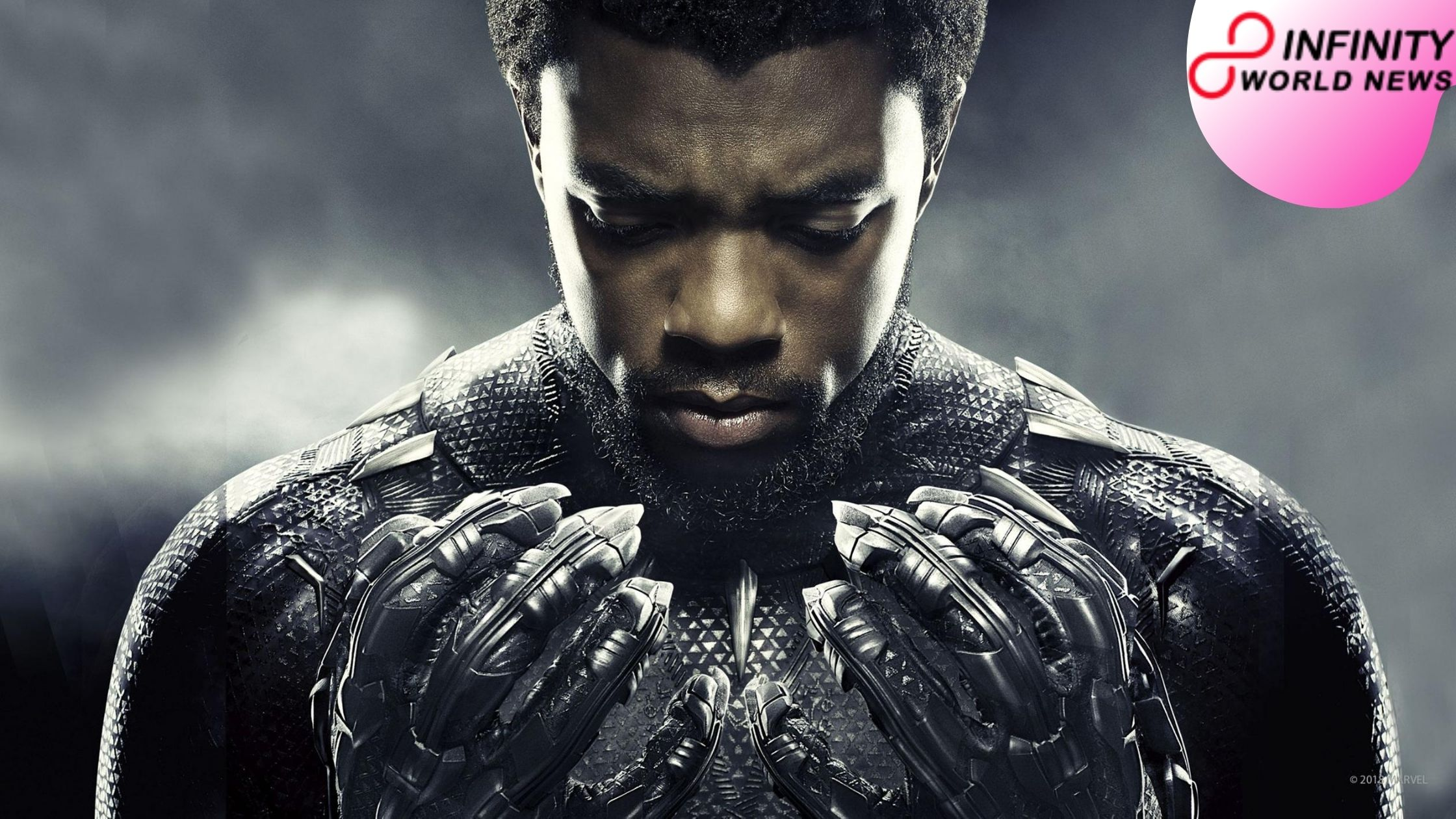 'Black Panther' Star Chadwick Boseman Falls of Cancer at the age of 43