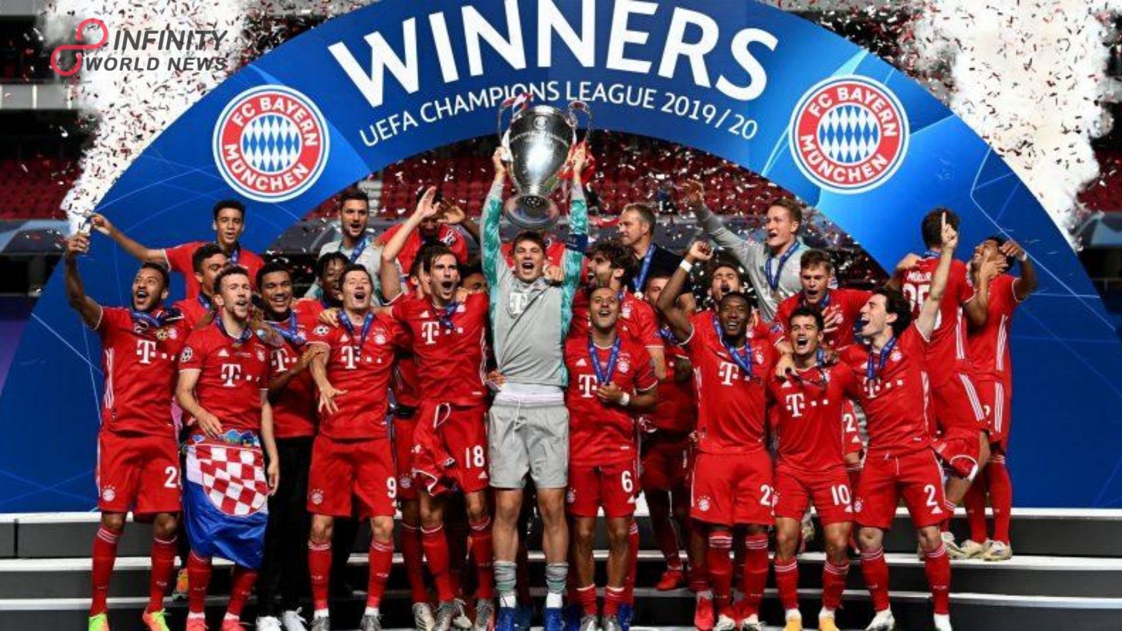 Champions League_ Bayern Munich Become Kings Of Europe For Sixth Time By Defeating PSG