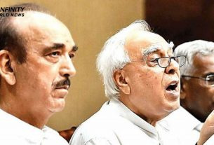 Congress toward Historic Low, Will remain in Opposition for 50 Years_ Kapil Sibal, Azad Double Forward on 'Contradiction.'