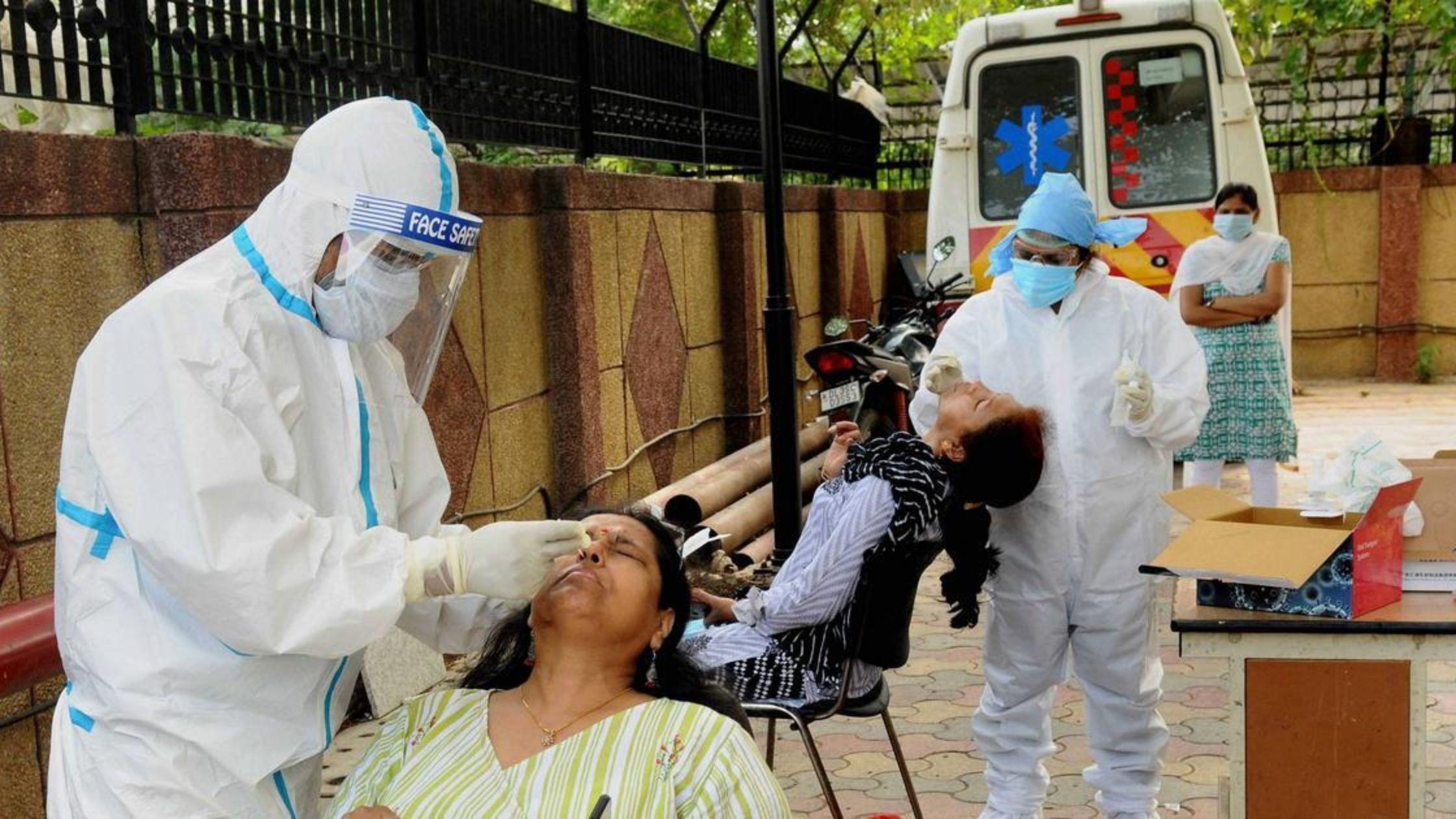 Coronavirus India Live Updates_ Delhi records 1,076 new COVID cases