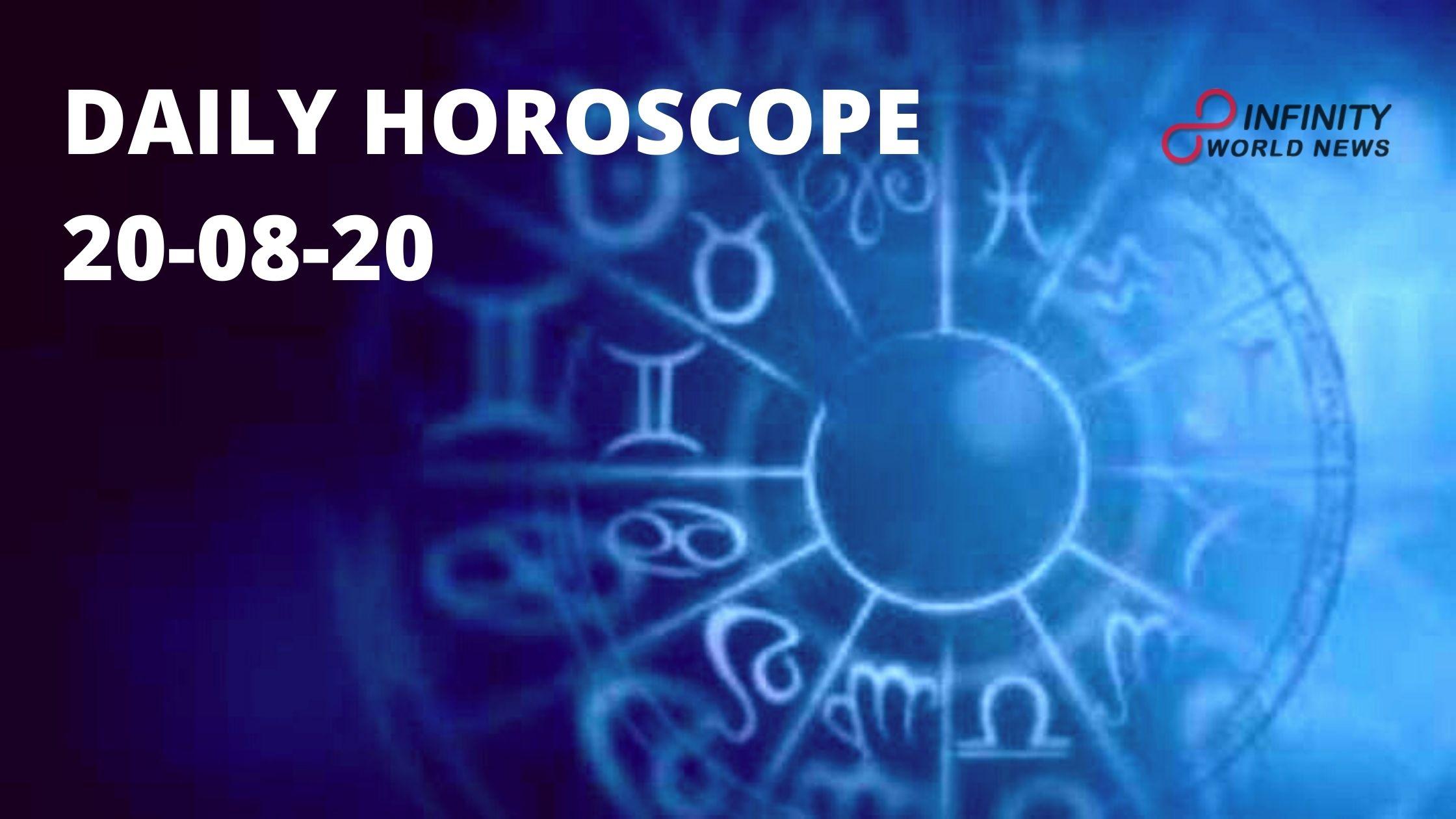 Daily Horoscope 20-08-20 _ Today Horoscope