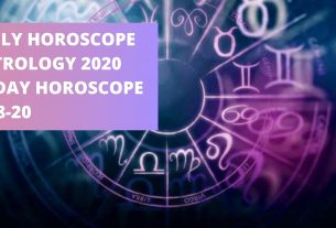 Daily horoscope _ Today Horoscope 4-08-20 _ Astrology 2020
