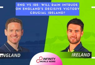 ENG vs IRE_ Will rain intrude on England's decisive victory crucial Ireland_