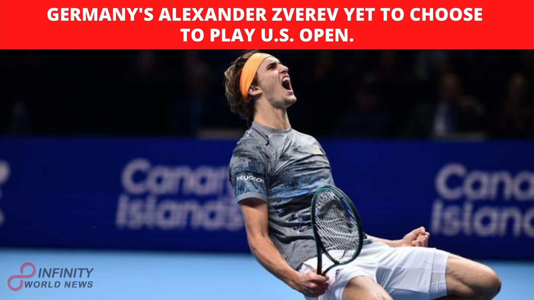 Germany's Alexander Zverev yet to choose to play U.S. Open.
