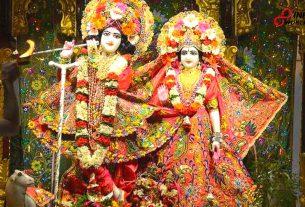 Gurugram_ ISKCON sanctuary all set to observe Janmashtami carefully