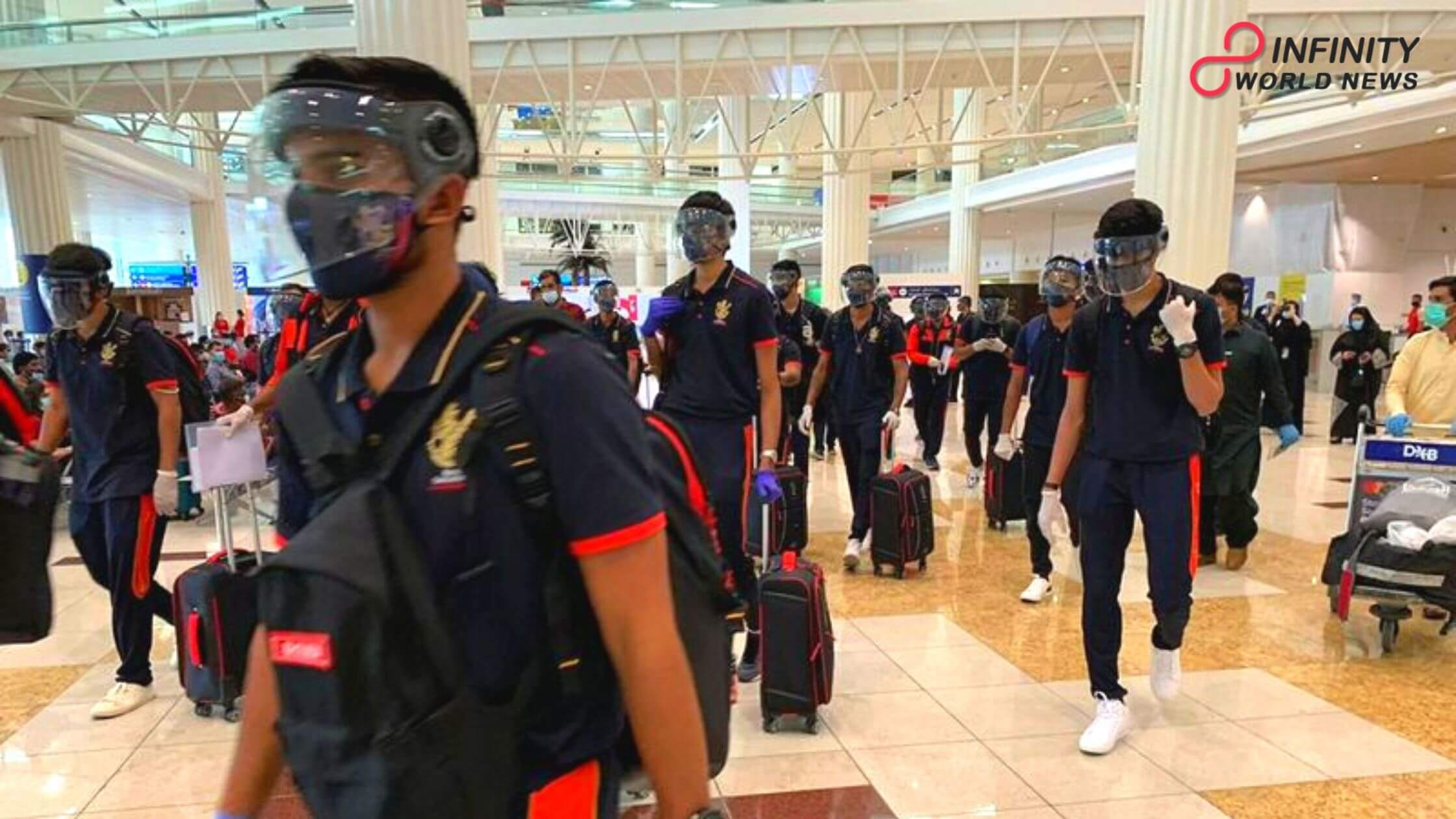 IPL 2020_ Final day of isolate stage shows up, groups prepared to begin field preparing in Dubai