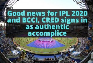 IPL 2020_ Good news for IPL 2020 and BCCI, CRED signs in as authentic accomplice (1)
