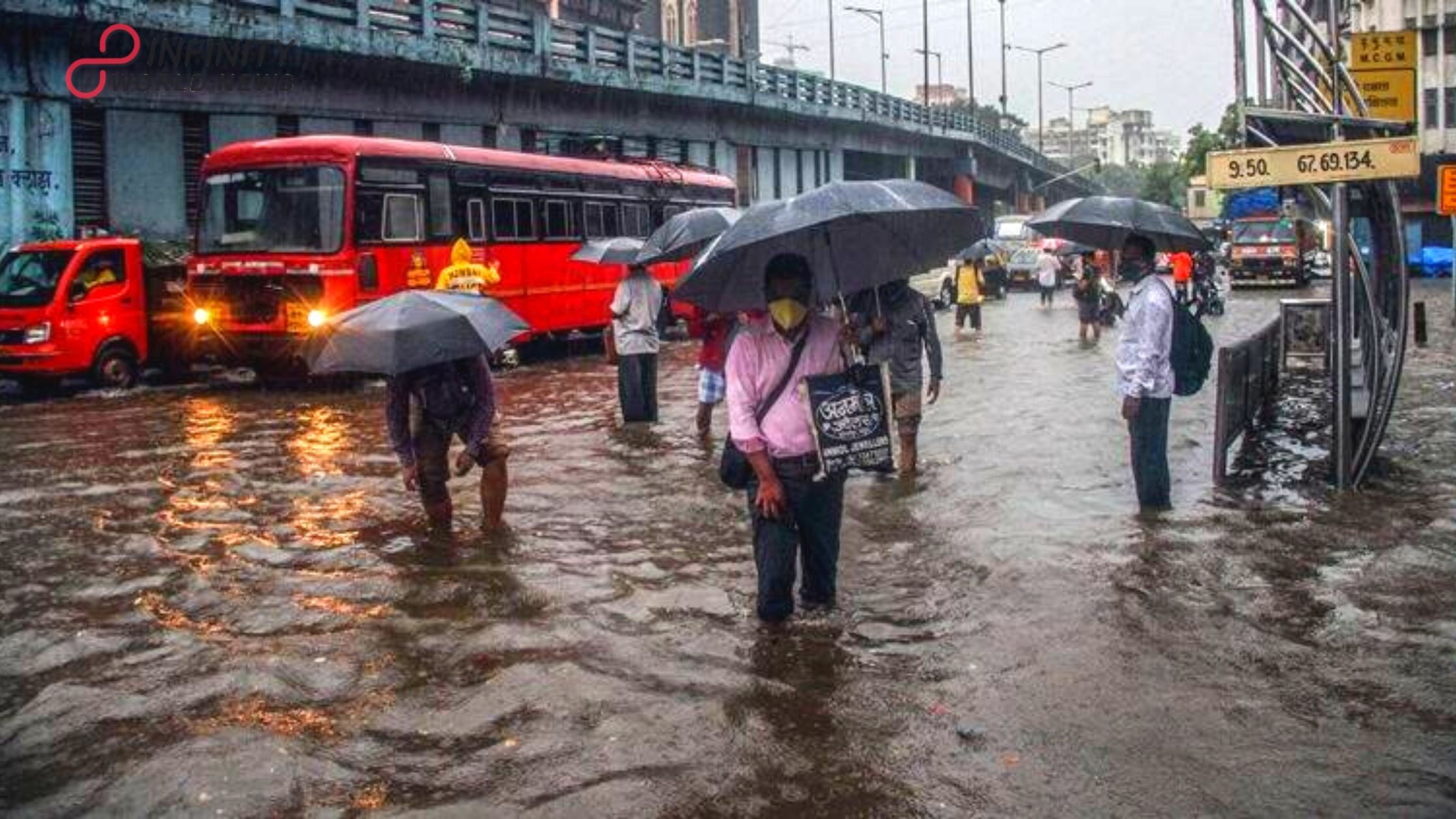 MUMBAI WEATHER UPDATES_ MUMBAI MAY BE EXPERIENCED ALMOST DRY WEATHER UNTIL AUGUST 27