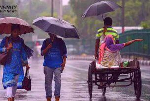 Madhya Pradesh, Southern Uttar Pradesh to Receive Heavy Rainfall