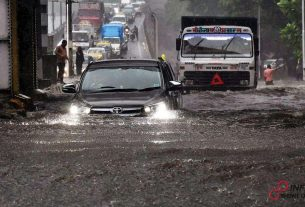Mumbai Rains, Downpour to proceed till tomorrow; CM urges residents to remain inside.