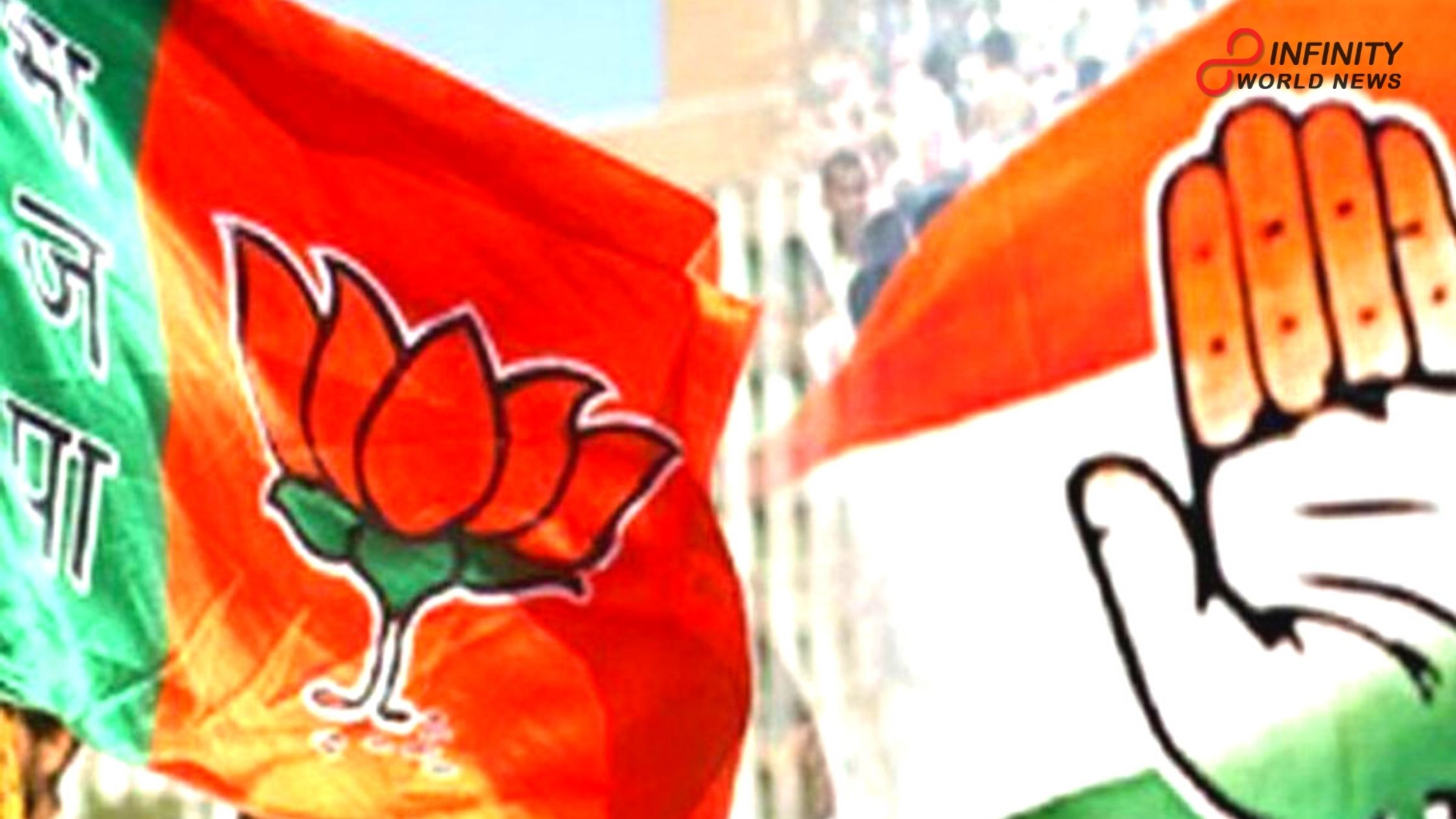 Mutual Agreement among BJP and Congress