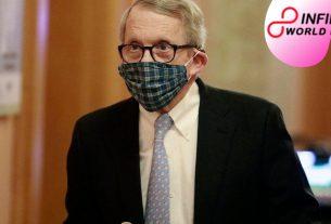 Ohio governor's clashing COVID-19 tests raise backfire
