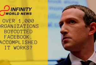Over 1,000 organizations boycotted Facebook. Accomplished it works_