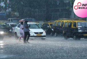 Over Weekend Heavy Rains to Lash Maharashtra, Gujarat, Jharkhand