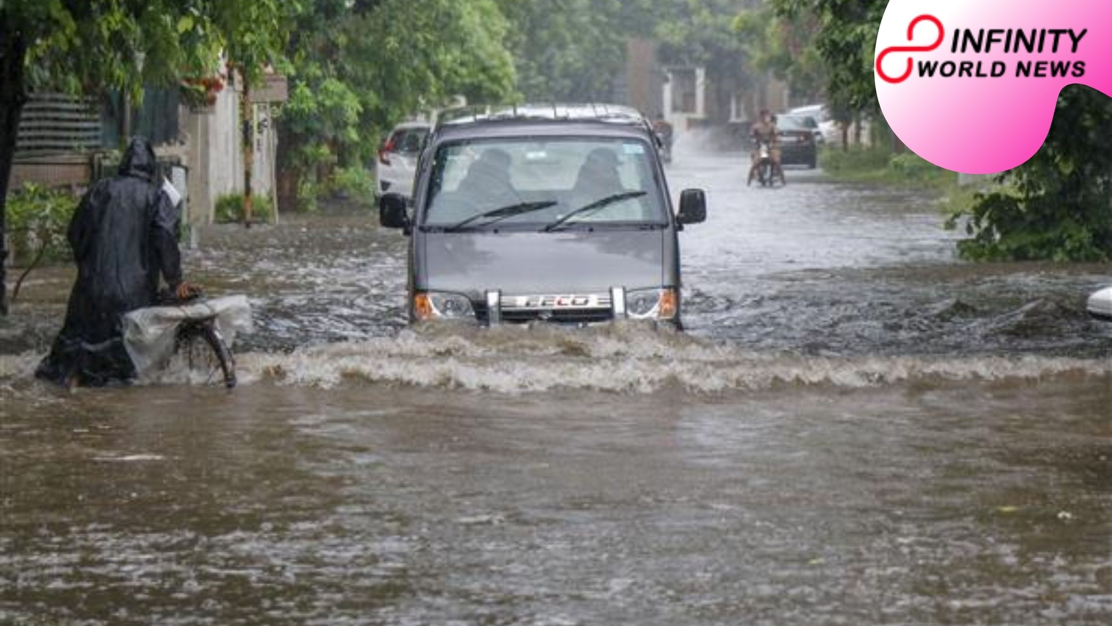Overwhelming Rains Continue to Lash Gujarat; Red Alert Issued Over Entire State for Monday