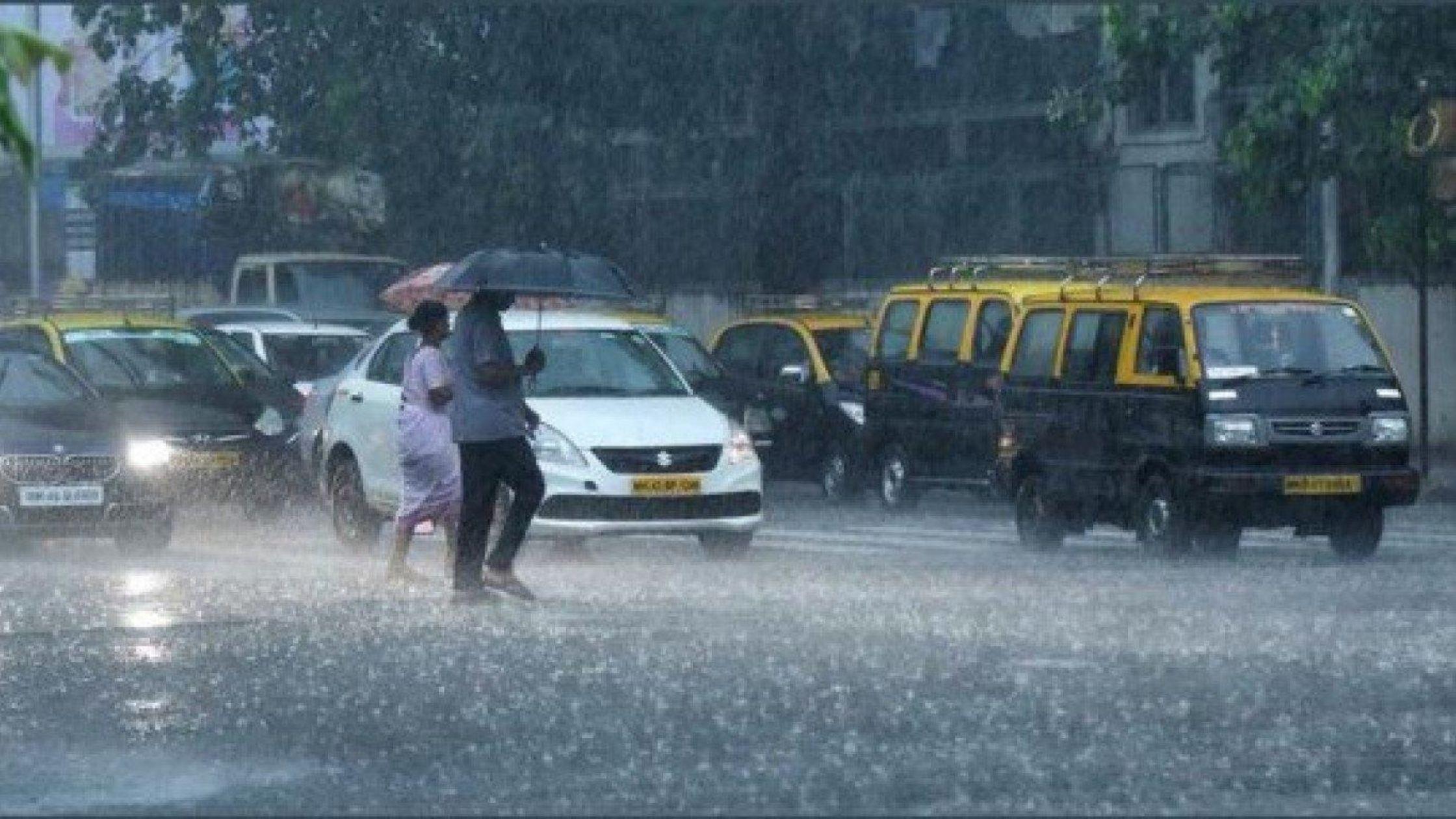 Overwhelming to Very Heavy Rainfall Predicted Over Manipur, Tripura, Uttarakhand