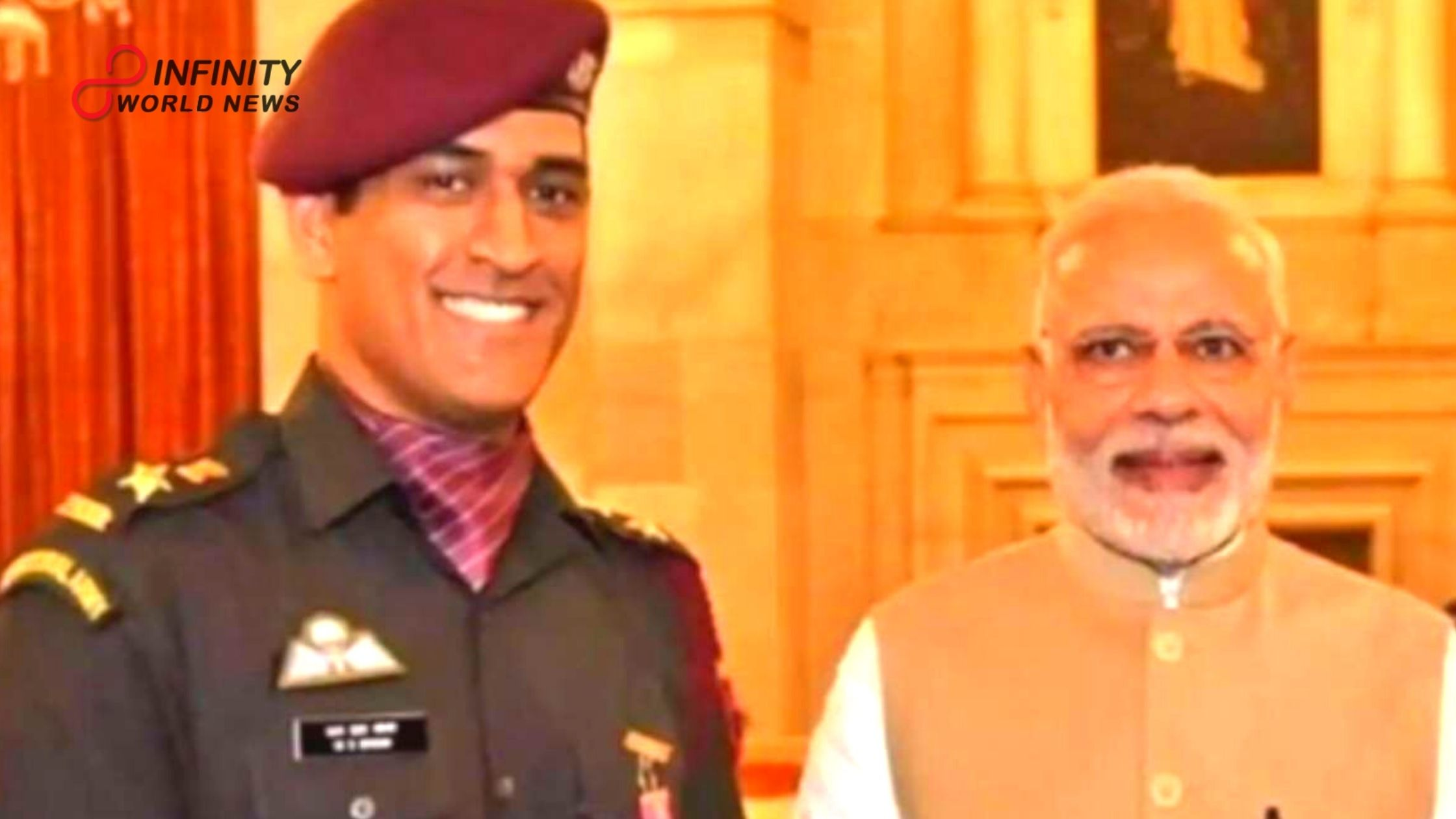PM Narendra Modi Says MS Dhoni _Outline Of Spirit Of New India_ In Letter. He Replies