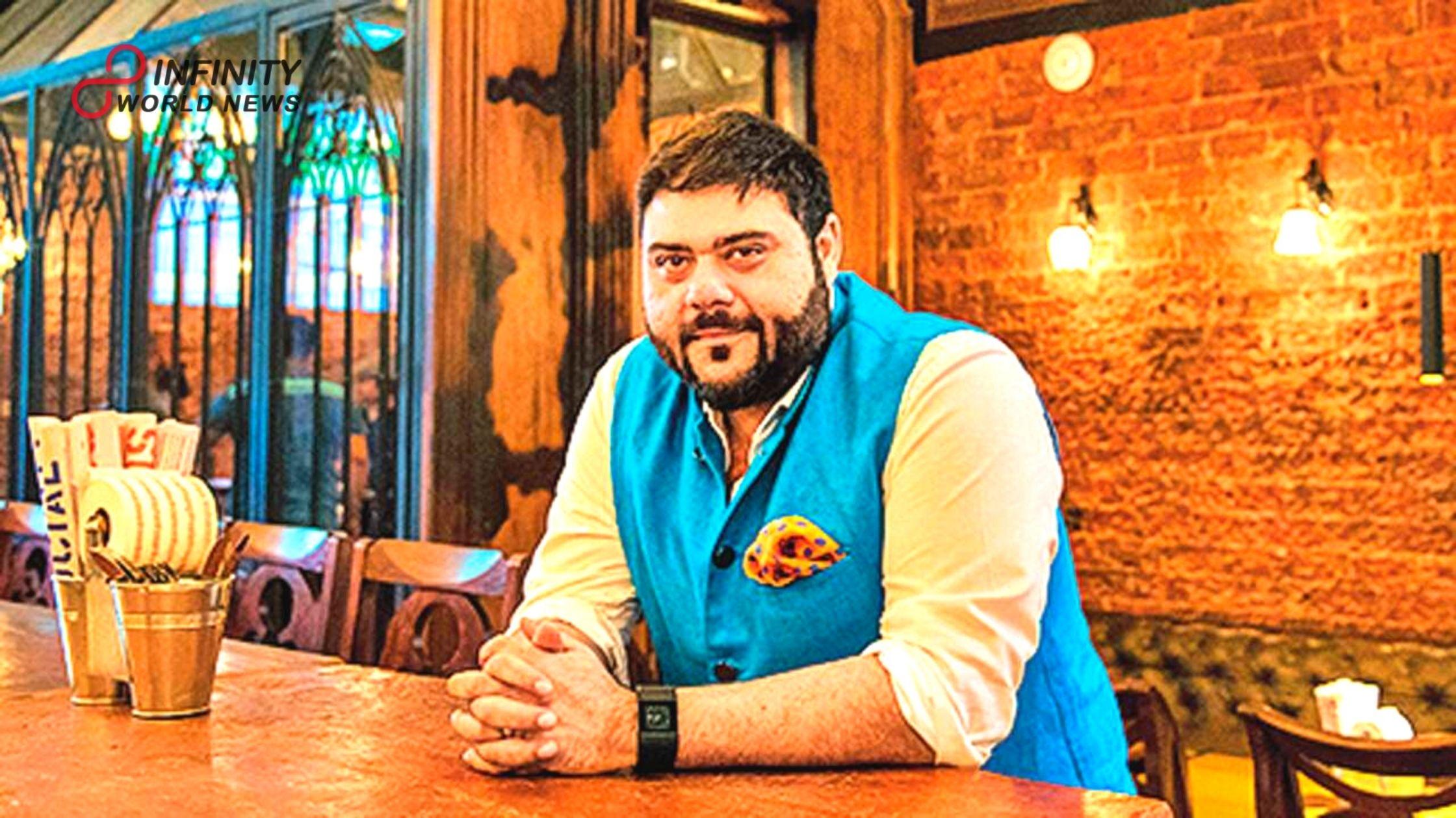 Riyaaz Amlani_ COVID has become the world's central innovation official