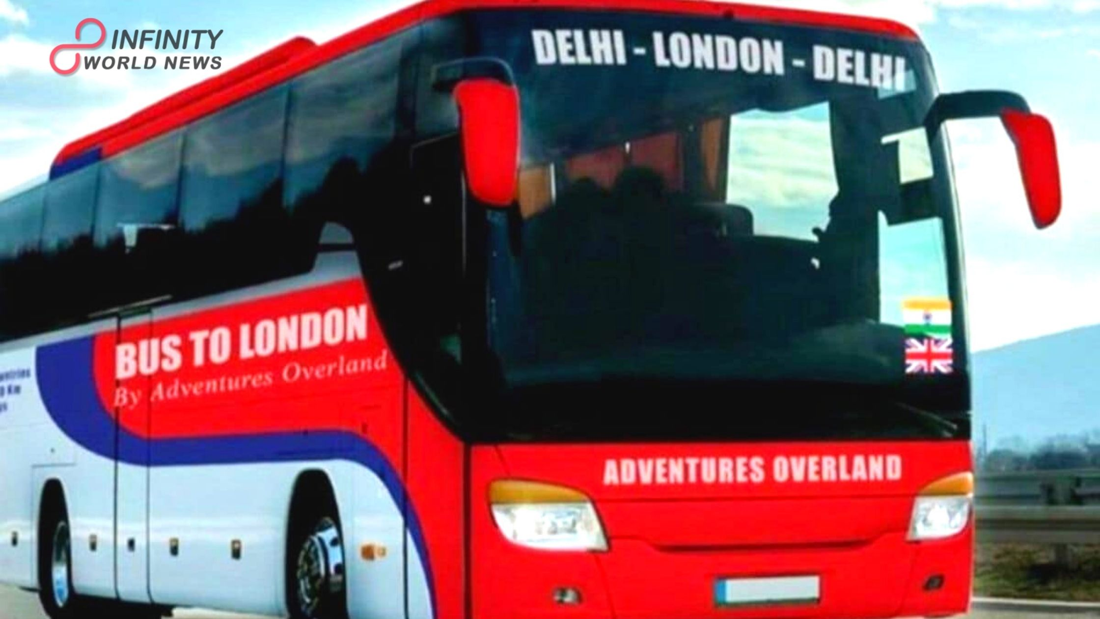 Rs 15 lakh could gain you a 70-day excursion from Delhi to London.