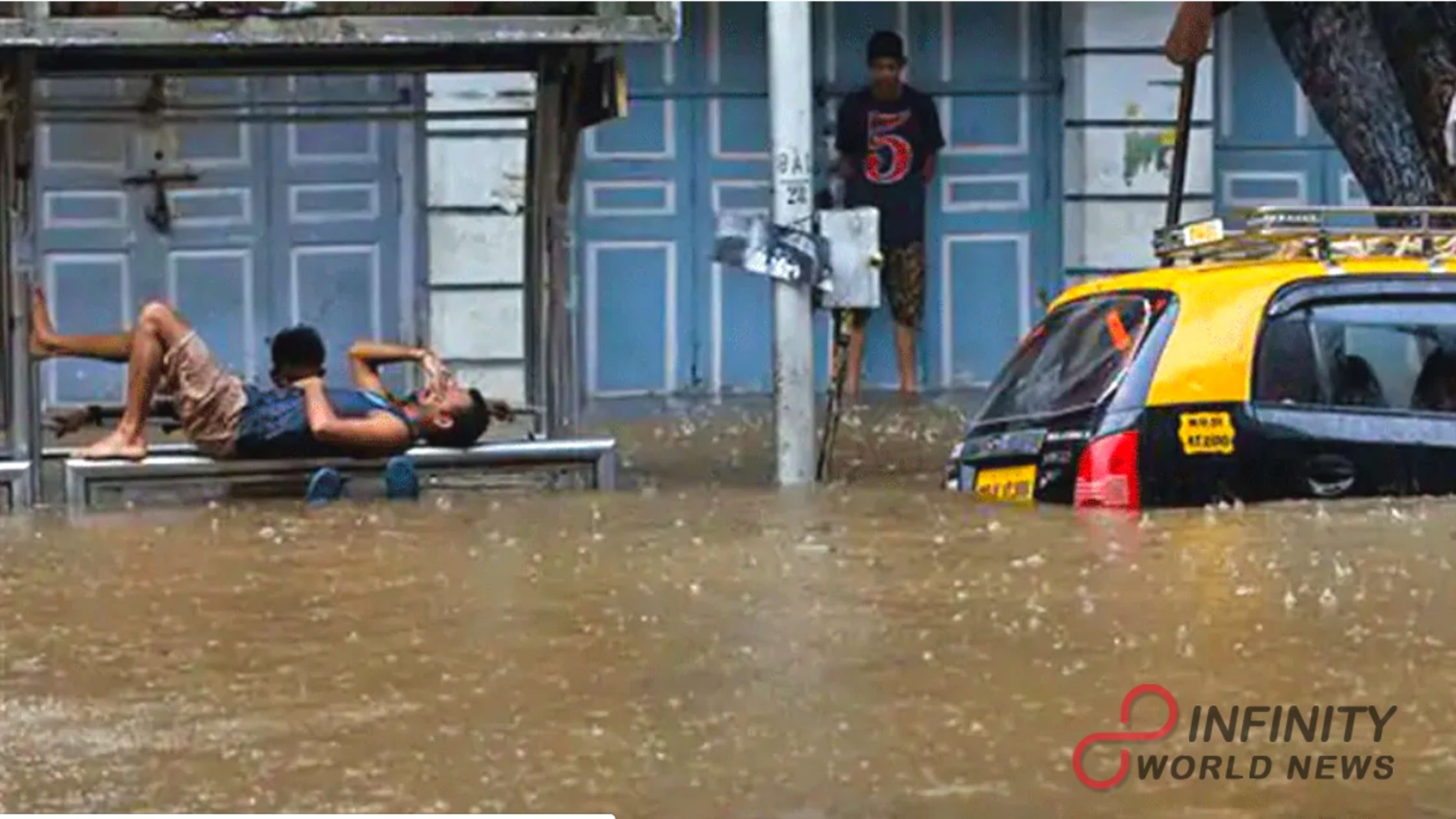 Storm low to fuel flooding in Mumbai this week