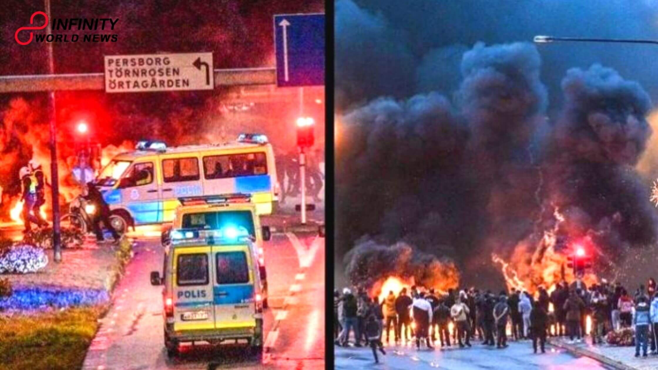 Stram Kurs, the extreme right Danish ideological group behind enemy of Islam riots in Sweden