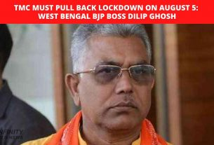 TMC must pull back lockdown on August 5_ West Bengal BJP boss Dilip Ghosh