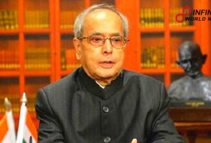 The previous president Pranab Mukherjee is 'haemodynamically steady'_ Son Abhijit Mukherjee.