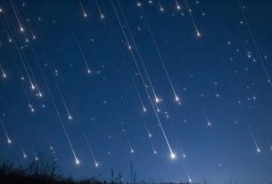 Tuesday night to include the 'most mainstream meteor shower' of 2020 (1)