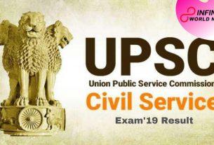 UPSC Civil Services Exam'19 Result_ Pradeep Singh tops test, check clinchers list