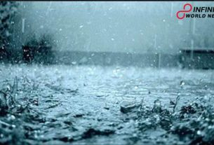 Weighty Rainfall Likely Over Manipur, West Rajasthan, Gujarat