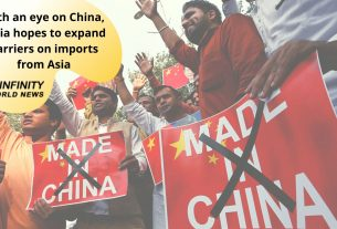 With an eye on China, India hopes to expand barriers on imports from Asia