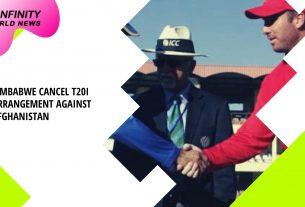 Zimbabwe cancel T20I arrangement against Afghanistan