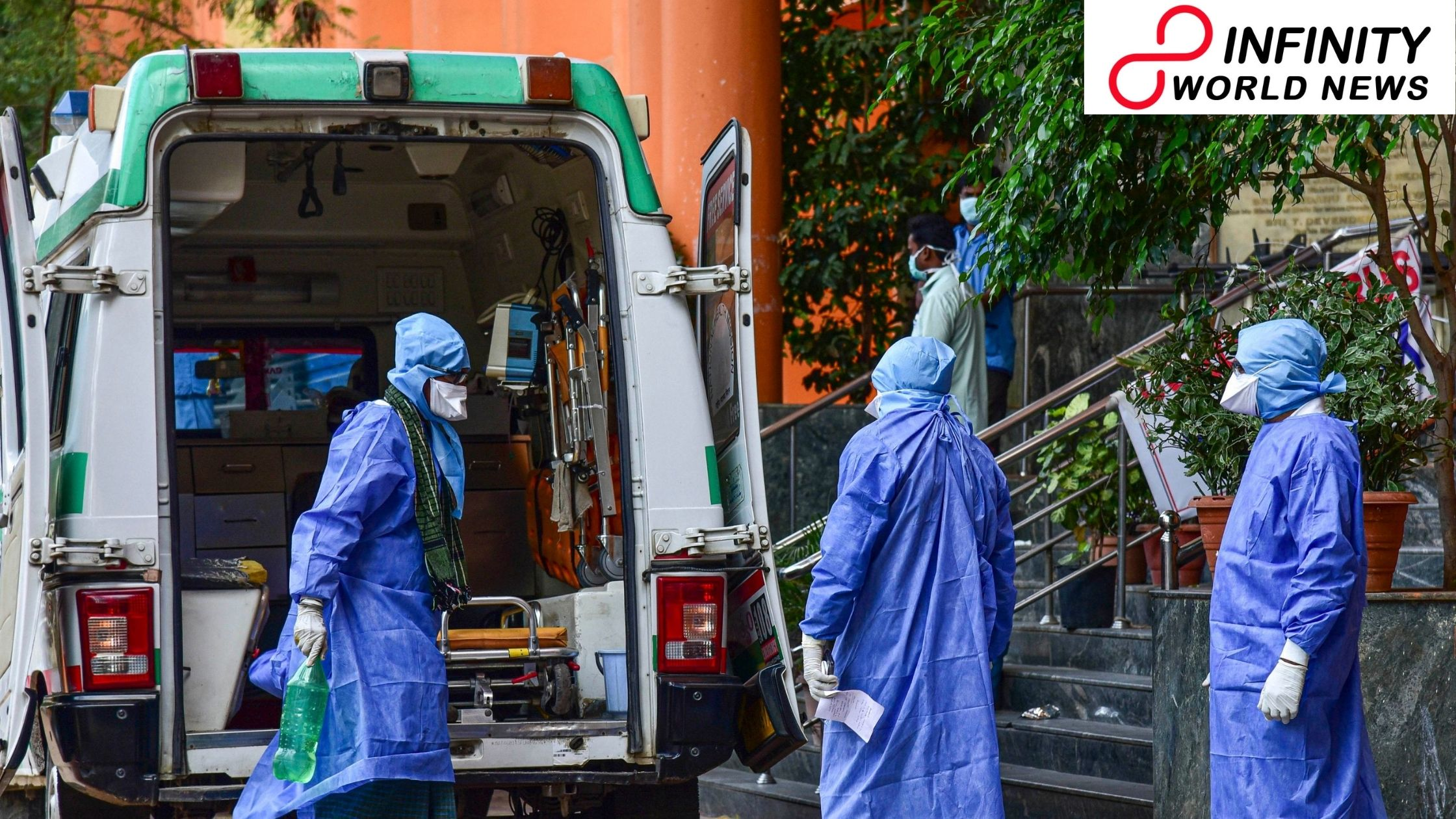 COVID India News LIVE Updates_ Delhi reports 3,292 new COVID-19 cases, 42 passings