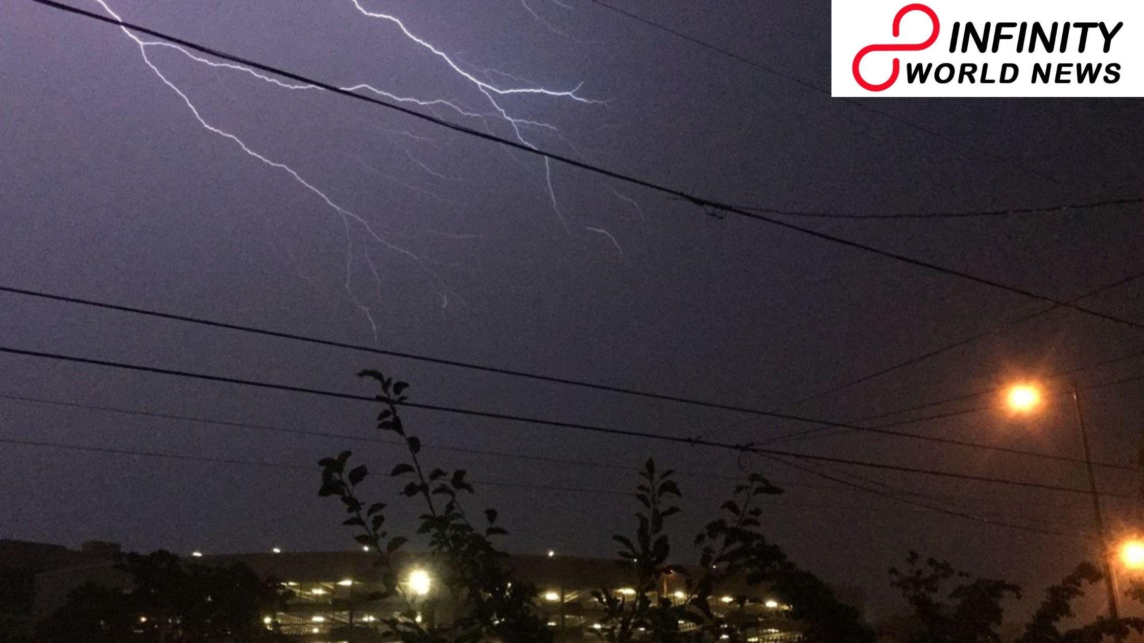 Extremely Heavy Rains, Thunderstorms Predicted over Karnataka, Maharashtra, West Bengal