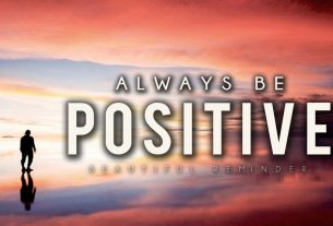 Five different ways to remain positive during difficult times