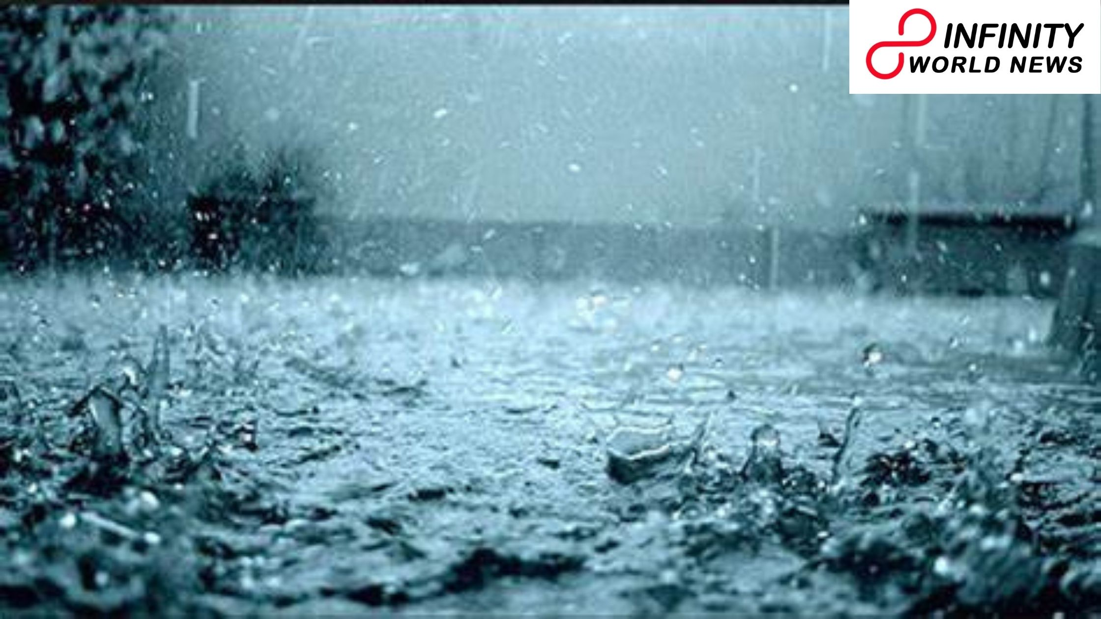 Hefty Rainfall to Continue Across West Coast; Rains, Thunderstorms Prevail over Northeast India