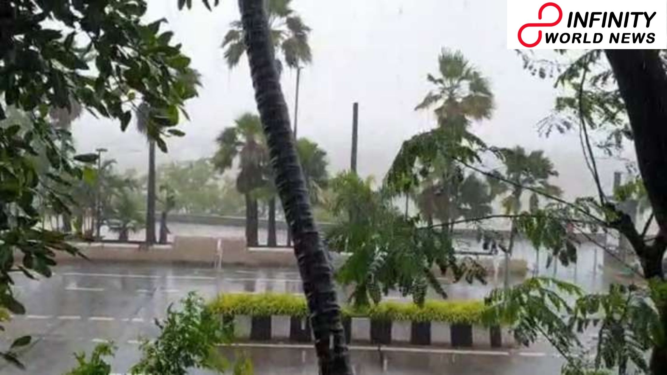 IMD predicts substantial downpour today for Mumbai, Thane