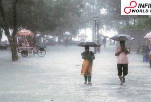 Kerala Set for Heavy Rain Spell That Week; Beginning From Tomorrow