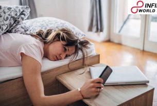 Less Sleep at Night Can Drive to Stressful Situations Next Day
