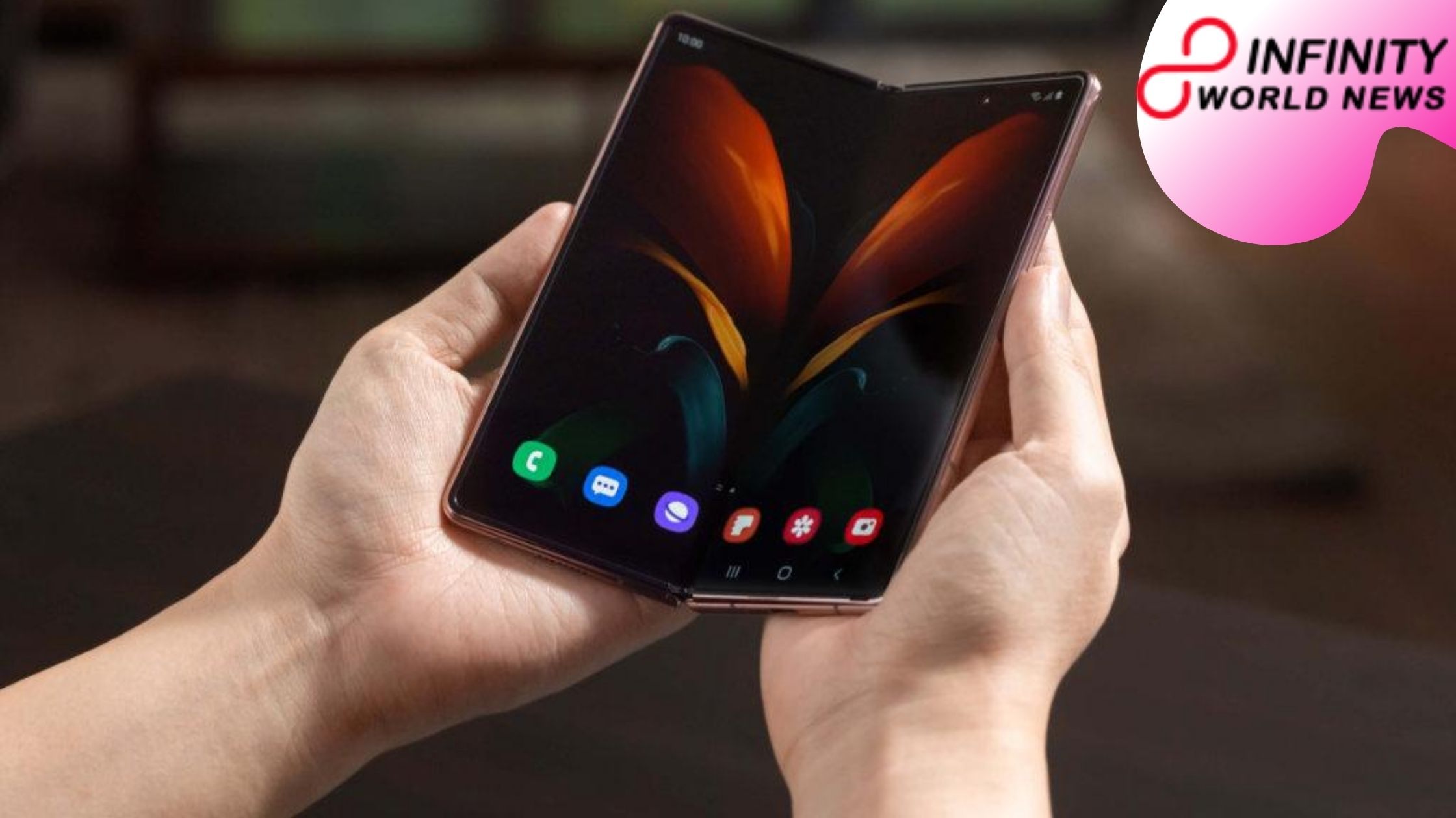 Samsung Galaxy Z Fold2 propelled with a more extraordinary screen, new hideaway pivot_ Check value, particulars