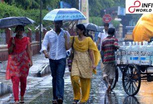 Chennai Wakes Up to Heavy Thunderstorms