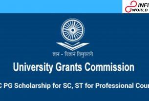 UGC Scholarship 2020