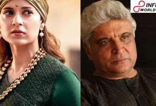 A defamation case file against Kangana Ranaut by Javed Akhtar